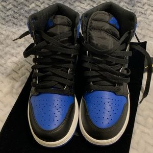 Jordan 1 RETRO ROYAL 1's 2017